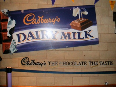 cadbury world advert